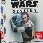 Buy Star Wars: Destiny – Obi-Wan Kenobi Starter Set only at Bored Game Company.