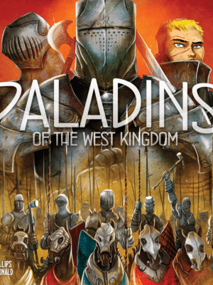 Buy Paladins of the West Kingdom only at Bored Game Company.
