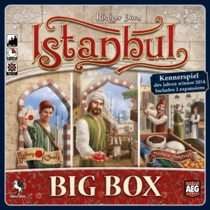 Buy Istanbul: Big Box only at Bored Game Company.