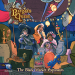 Buy Bargain Quest: The Black Market Expansion only at Bored Game Company.