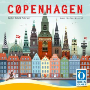 Buy Copenhagen only at Bored Game Company.
