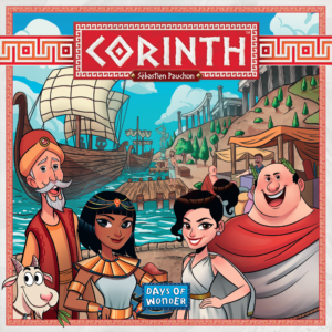 Buy Corinth only at Bored Game Company.