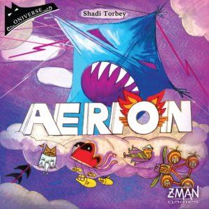 Buy Aerion only at Bored Game Company.