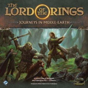 Buy The Lord of the Rings: Journeys in Middle-earth only at Bored Game Company.
