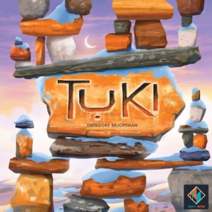 Buy Tuki only at Bored Game Company.