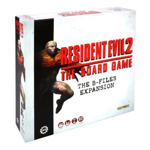 Buy Resident Evil 2: The Board Game – B-Files Expansion only at Bored Game Company.