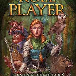 Buy Roll Player: Fiends & Familiars only at Bored Game Company.