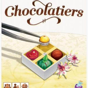 Buy Chocolatiers only at Bored Game Company.