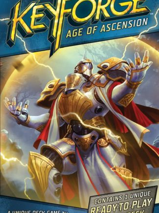 Buy KeyForge: Age of Ascension – Archon Deck only at Bored Game Company.
