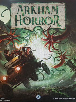 Buy Arkham Horror (Third Edition) only at Bored Game Company.