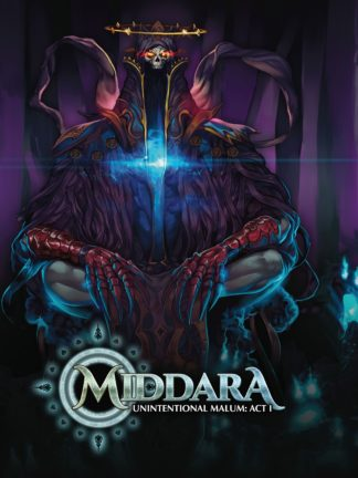 Buy Middara: Unintentional Malum – Act 1 only at Bored Game Company.
