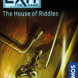 Buy Exit: The Game – The House of Riddles only at Bored Game Company.