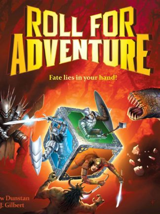 Buy Roll for Adventure only at Bored Game Company.