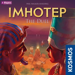 Buy Imhotep: The Duel only at Bored Game Company.