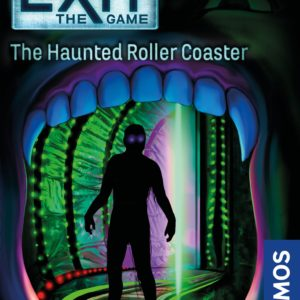 Buy Exit: The Game – The Haunted Roller Coaster only at Bored Game Company.