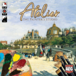 Buy Atelier: The Painter's Studio only at Bored Game Company.
