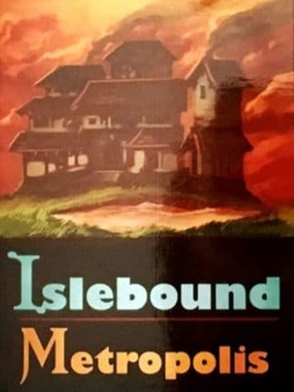Buy Islebound: Metropolis Expansion only at Bored Game Company.