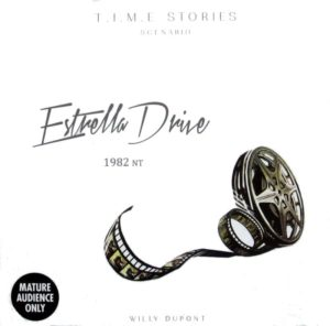 Buy T.I.M.E Stories: Estrella Drive only at Bored Game Company.