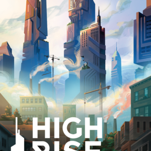Buy High Rise only at Bored Game Company.