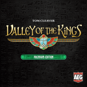 Buy Valley of the Kings: Premium Edition only at Bored Game Company.