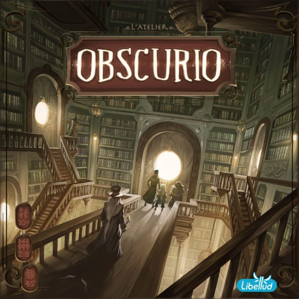 Buy Obscurio only at Bored Game Company.