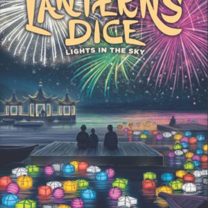 Buy Lanterns Dice: Lights in the Sky only at Bored Game Company.