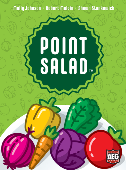 Buy Point Salad only at Bored Game Company.