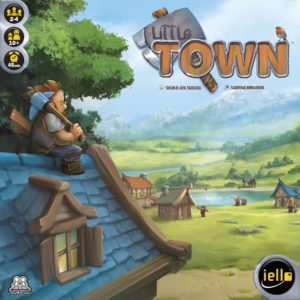 Buy Little Town only at Bored Game Company.