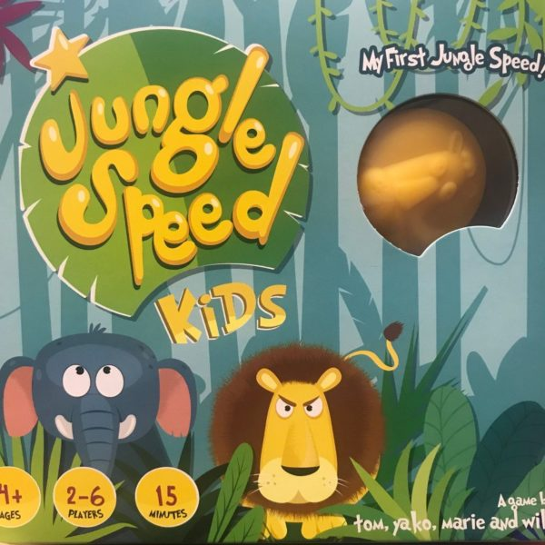 Buy Jungle Speed Kids only at Bored Game Company.