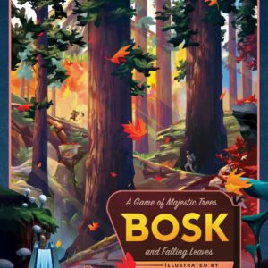 Buy Bosk only at Bored Game Company.