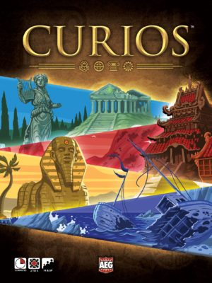 Buy Curios only at Bored Game Company.