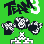 Buy TEAM3 GREEN only at Bored Game Company.