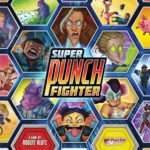 Buy Super Punch Fighter only at Bored Game Company.