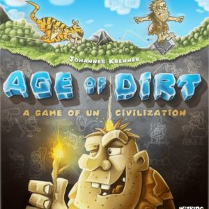 Buy Age of Dirt: A Game of Uncivilization only at Bored Game Company.