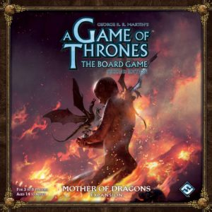 Buy A Game of Thrones: The Board Game (Second Edition) – Mother of Dragons only at Bored Game Company.