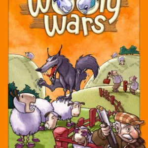 Buy Wooly Wars only at Bored Game Company.