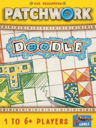 Buy Patchwork Doodle only at Bored Game Company.