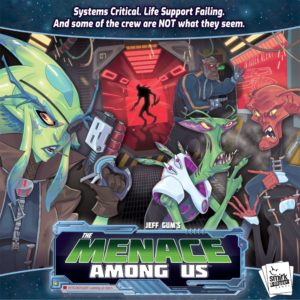 Buy The Menace Among Us only at Bored Game Company.