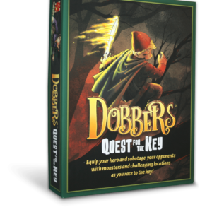 Buy Dobbers: Quest for the Key only at Bored Game Company.