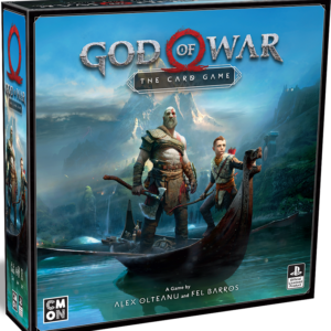 Buy God of War: The Card Game only at Bored Game Company.