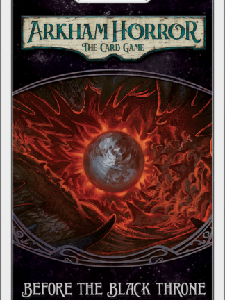 Buy Arkham Horror: The Card Game – Before the Black Throne: Mythos Pack only at Bored Game Company.