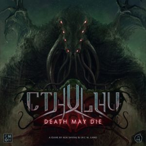 Buy Cthulhu: Death May Die only at Bored Game Company.