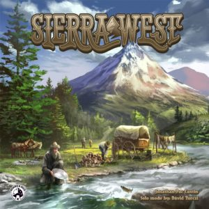 Buy Sierra West only at Bored Game Company.