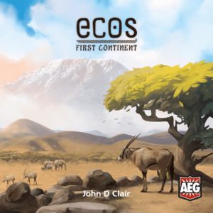 Buy Ecos: First Continent only at Bored Game Company.