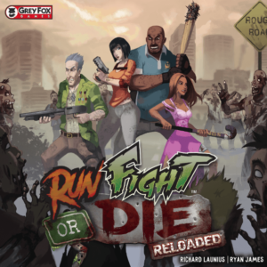 Buy Run Fight or Die: Reloaded only at Bored Game Company.