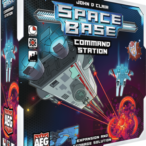 Buy Space Base: Command Station only at Bored Game Company.