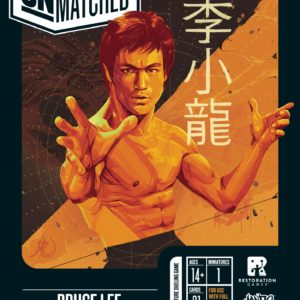 Buy Unmatched: Bruce Lee only at Bored Game Company.