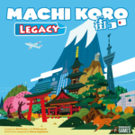 Buy Machi Koro Legacy only at Bored Game Company.