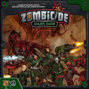 Buy Zombicide: Dark Side only at Bored Game Company.