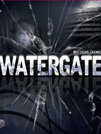 Buy Watergate only at Bored Game Company.